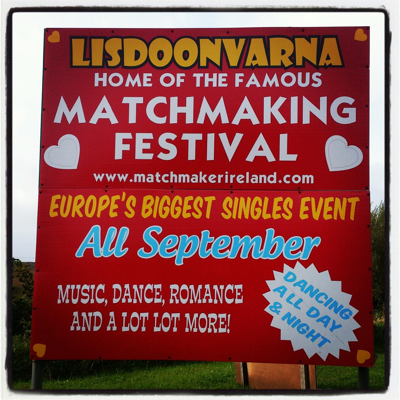 Matchmaking Festival Lisdoonvarna