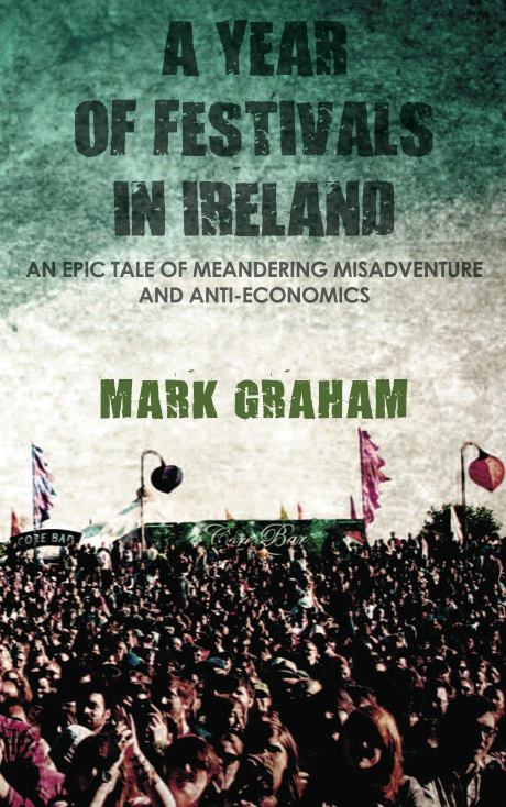 A Year of Festivals in Ireland – The Book Launch!!!